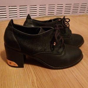 Messeca Arthur Leather Oxford